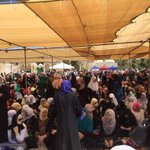 250 ألف مصل يؤدوا صلاة الجمعة الثالثة من شهر رمضان المبارك في المسجد الأقصى المبارك #رمضان_فلسطين https://t.co/2KganVH0hk