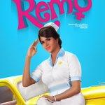 First look poster of RD Raja's Tamil film #Remo. Stars  Sivakarthikeyan. Bakkiyaraj Kannan directs. @24AMSTUDIOS https://t.co/JBce48deEx