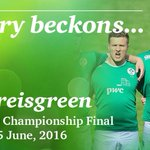 History beckons...Best wishes to the @Irishrugby U20s ahead of their #WorldRugbyU20s final vs England #futureisgreen https://t.co/Wy7y1Vv3Vb