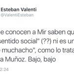 Muchachos, Muñoz es su Ministra. Hagan algo, denigra a todos los maestros. Lamentable #YoSoyMaestrodeSextodeEscuela https://t.co/TSvFvDRDyu