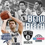 Congrats to Beau Beech, who will be playing with the @BrooklynNets in the Las Vegas Summer League! #SWOOPLife https://t.co/5IM5wam8dn