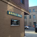 Downtown Champaign drinking establishment The Brass Rail has a brand new sign: https://t.co/EpIqwL4fXg https://t.co/ZCUs11UJnp
