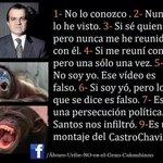 . @OIZuluaga llamando mentiroso a @JuanManSantos? Hay que ser muy cínico en la vida. https://t.co/XNPjgKfYo2