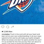 Instagram post from Victor Oladipo https://t.co/8JoKXX5pU4