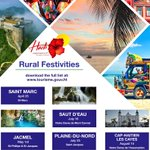 #OnlyInHaiti | Our popular rural festivities are among the countless reasons to visit #Haiti! #tourism #summertime https://t.co/9WitmV4B8G