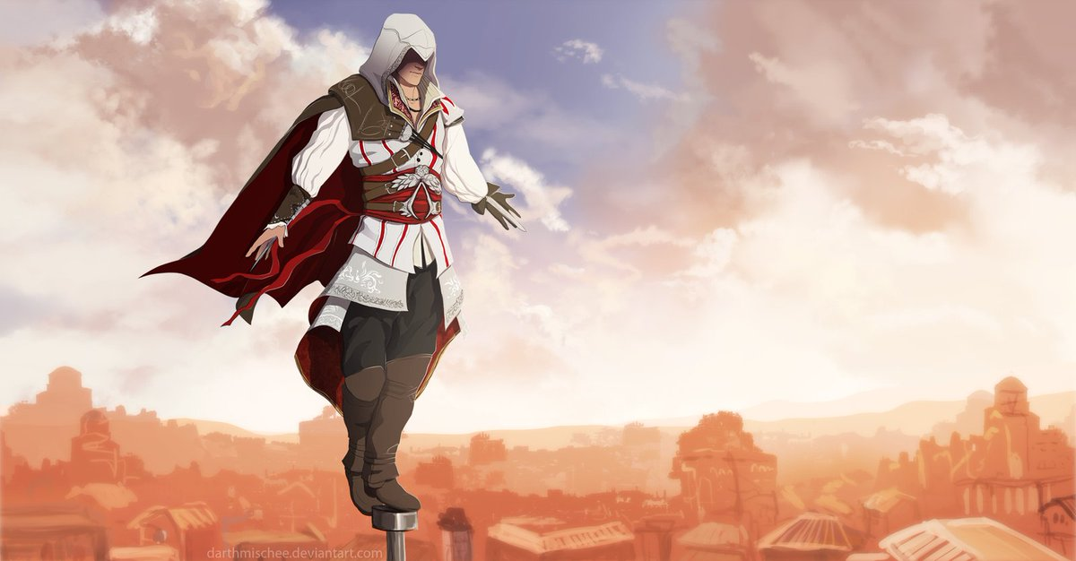 Happy birthday to the Master Assassin, Ezio Auditore da Firenze! https://t.co/1kH1Lejcj0