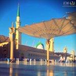 """قال الله تعالى: """"واستعينوا بالصبر والصلاة وإنها لكبيرة إلا على الخاشعين"""" البقرة:45 #المسجد_النبوي #رمضان https://t.co/bSQgwyzz4M"""
