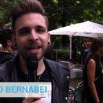 «Mi piacevano i capelli di @nickcarter (@backstreetboys)» Video intervista @alessiobernabei https://t.co/NMg9K1Xe9m https://t.co/YOy5QSU5hk