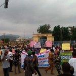 """Ekiti boils as residents 'open fire' on Governor Fayose. @Ayourb @Omojuwa @APCNigeria @DOlusegun @jag_bros https://t.co/gjTV4yvAWa"