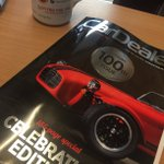 Nice bit to reading to catch up this weekend !  #AWESOME I Make it into the magazine too :) #100  #motorhappy #KPRS https://t.co/tyrZ6x2mb1