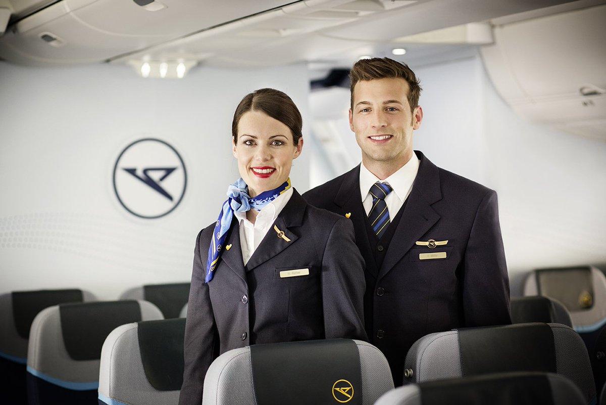 Traumjob über den Wolken gesucht? Bewerbt euch für die Flugbegleiterlehrgänge im Sommer: