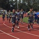 El DT Diego Vazquez le dio permiso a Luis Garrido para entrenar con el Club https://t.co/WjWz3HJru8