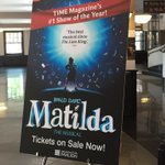 Tony-award winning musical Matilda coming to Sioux Falls. #KELONews https://t.co/RDf4a1ruIR