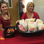 Free HIV testing until 1pm. Get tested and try the best popcorn ever! @cityofwaco https://t.co/AyIsNaTEnz