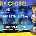 Batter up! This Sunday is @corychisel Bobblehead day with the @TimberRattlers: https://t.co/mNDzhyWgEs #MileOfMusic https://t.co/ges9uBM4dw
