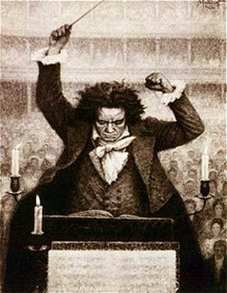 """""""To play a wrong note is insignificant. To play without passion is inexcusable."""" -Beethoven #QOTD https://t.co/ZwRvLJPLgw"""