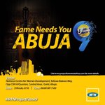 #MTNProjectFame9 auditions continue this weekend in Abuja & Port Harcourt. Visit https://t.co/0GCveUMNnd for details https://t.co/pVsSJ9Q1pM