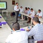 Municipios del Atlántico en taller de fortalecimiento de las TIC como eje principal de sus Planes de Desarrollo. https://t.co/qaL9MXvoG6