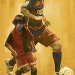Deberíamos dar gracias por ser contemporáneos del mejor pelotero de siempre. Olvidando colores. #Messi29 ???? #D10S https://t.co/sFOUHKp0ek