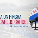 CARLOS GARDEL Muere 24 de junio de 1935, Medellín, Colombia accidente de avión. https://t.co/sM8oaizFO4