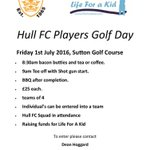 Limited places left! Get in touch with details on photo! great prizes!! 🏌⛳️ https://t.co/6XoS1zJeWu