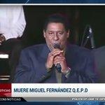 """Falleció """"La Voz de Panamá"""", Miguel Fernández https://t.co/MNvtZDRKgD https://t.co/57dTgJ7gWZ"""