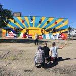Behind the scenes of the new Roosevelt Park Neighborhood promo video! #neighborhoods #grandrapids  @localfirst https://t.co/n8JCw47Lft