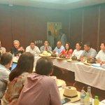 Participamos en #Ibagué con @AlvaroUribeVel @OIZuluaga en reunión de diputados y concejales del @CeDemocratico https://t.co/u3PHipr5eB
