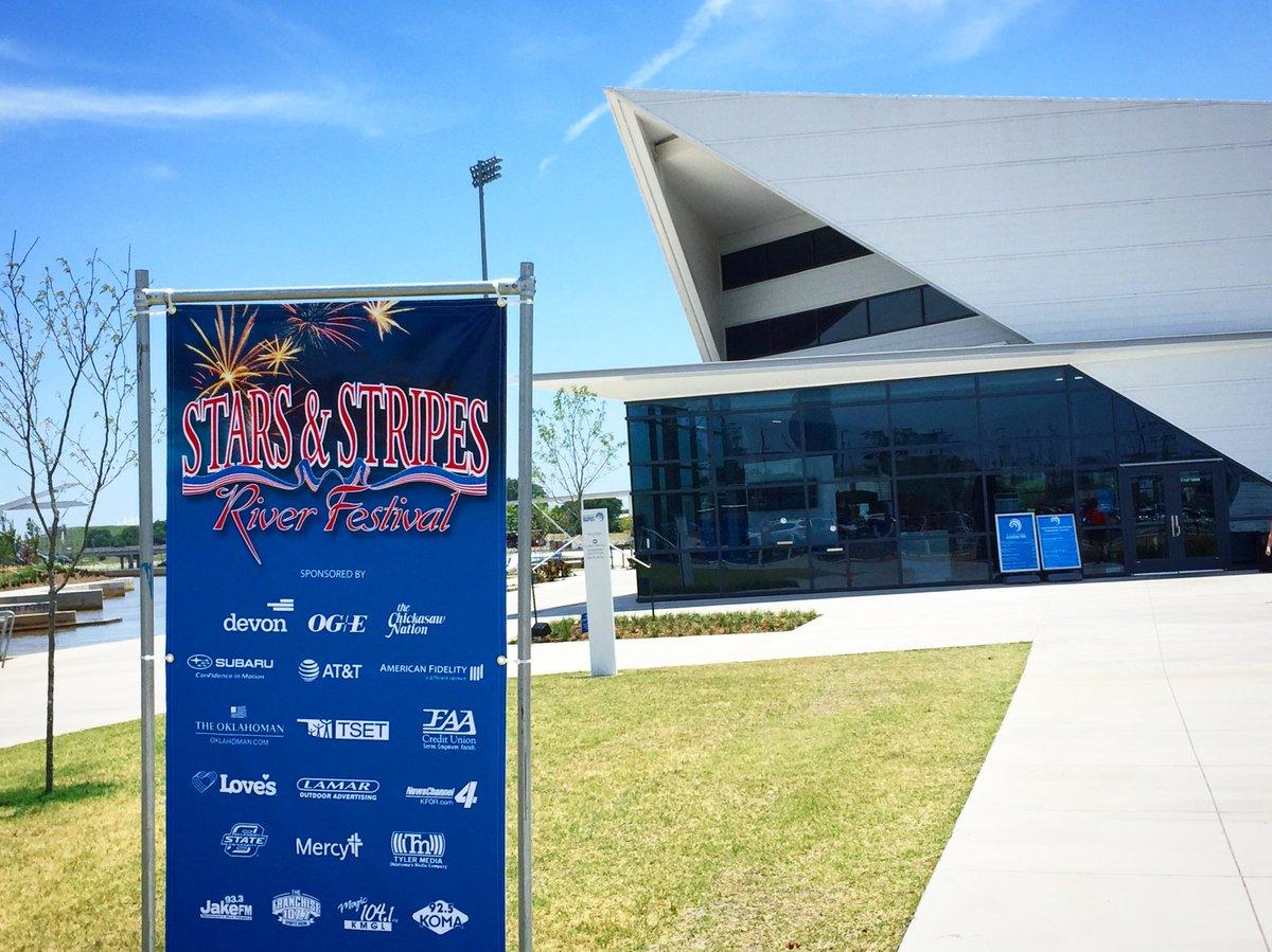 #StarsnStripesRiverFest is tomorrow! Rowing, rafting, live music, fireworks & more! Info: https://t.co/yH2b2j9cvs https://t.co/6D9kz0b418