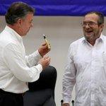 Así se vivió en Colombia y La Habana, el acuerdo entre las Farc y el Gobierno https://t.co/vsdff1DZuT https://t.co/FlrNvkzBUg