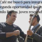 Cuando vayas a Hard Rock Café y veas a Camilo motívalo para que siga adelante porque sí hay vida después del Bronx. https://t.co/gOnw94bTYF