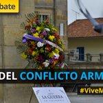 #AlAire ¿Qué opina del acuerdo alcanzado sobre el punto del fin del conflicto? ¡Participe con el HT #ViveMedellín! https://t.co/8t1LirgVY9