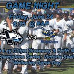 Good morning, Victoria! Its gameday for your First Place HarbourCats! #YYJCats #GrandSlamSeason https://t.co/gFAAw8Y8bX