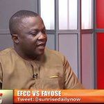EFCC Should Provide Court Order Backing Fayoses Frozen Account - Oloyede - https://t.co/6o90lxgq4P https://t.co/feGpQeCpON