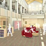 Dove Library reopens tomorrow. Join us for grand opening celebration from 10am-2pm. https://t.co/96JfVWkfDp https://t.co/8MuYSNtimh