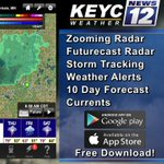Chance of severe storms tomorrow. Get the free KEYC Weather app; includes radar & warnings! #Mankato #MNwx #IAwx https://t.co/yP06CfmKbr