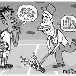 Cuadrado y aguado, por #Matador. Vea más caricaturas del día → https://t.co/vPaBTugy0g https://t.co/RLc3EmEtUN