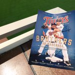 RT to win this #MNTwins June Magazine signed by the brothers!  Our next publication hits Target Field stands on 7/1. https://t.co/OPzK2n17U9