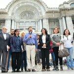 Constituyentes #MORENA haremos CDMX una ciudad refugio. El pisoteo a la Constitución de Mancera no pasará. #26Junio https://t.co/80NywUSCXI