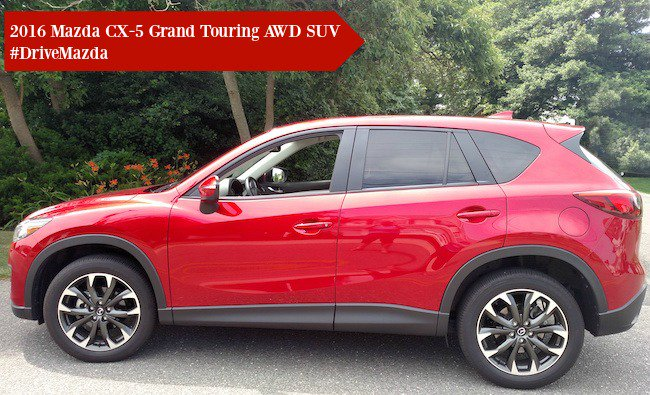CAR REVIEW – 2016 @MazdaUSA CX-5 Grand Touring AWD SUV https://t.co/oUovRzzOIl #DriveMazda #cars https://t.co/mF2ZffFAEL