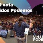 Gracias. Por todo. #VotaUnidosPodemos26J https://t.co/qbCmSsOooZ