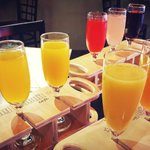 TGIF! Celebrate the weekend with a #champagne flight at Flying Biscuit Cafe #Raleigh! https://t.co/3RQviH9jyq