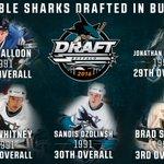 Buffalo has been good to us. #NHLDraft https://t.co/OXZUA9G8Qh