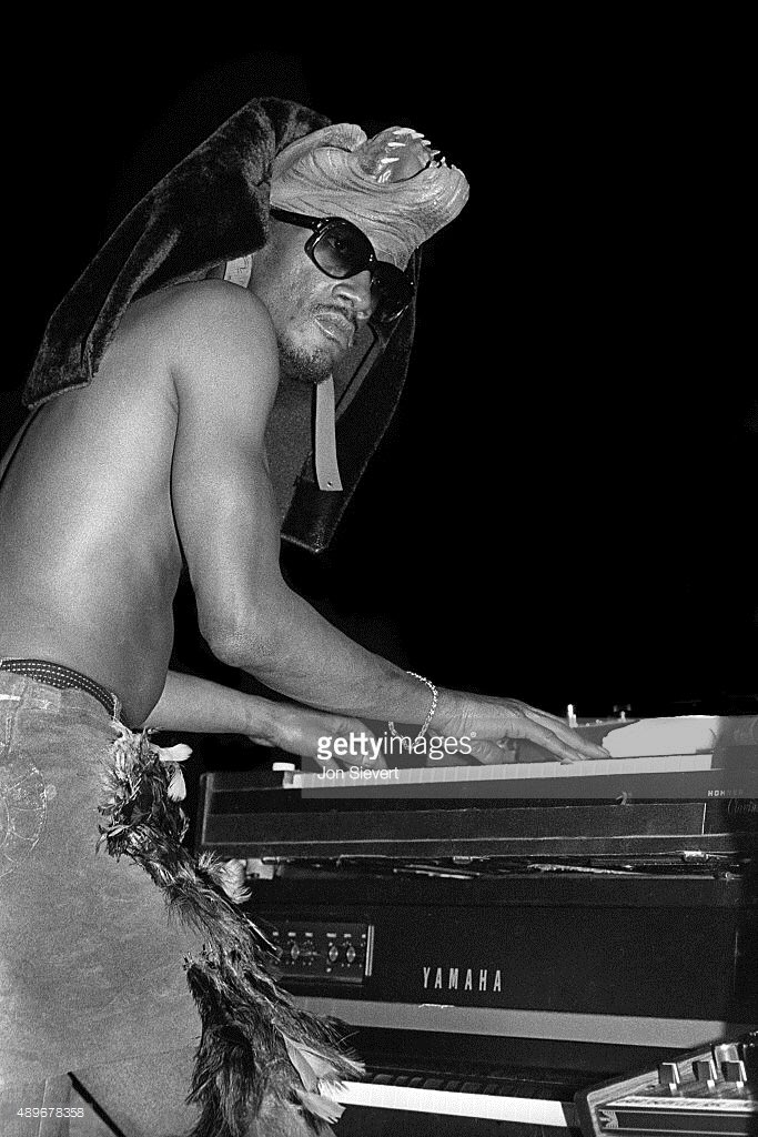 RIP Bernie Worrell. Truly a Legend and Architect of Funk. https://t.co/qQJlIdCcJ4