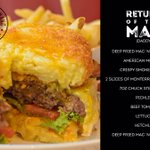 The Mac Daddy now on sale....for the chance to win 2 plus a £50 bar tab RT and follow. https://t.co/uPEoPDH4vG
