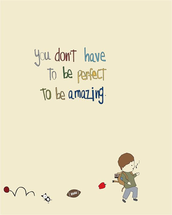 test Twitter Media - Remember... You don't have to be perfect to be amazing!  #selfcare #mentalhealth #mhsm #beamazing https://t.co/3fFCPoPbRN