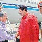 Uribe revive diferencias con Maduro y dice que ojalá tuviera apoyo de paramilitares https://t.co/7oZyH2TdSB https://t.co/qniAGoZu0G