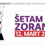 Šetam za Đinđić Zorana, glasam za Vesić Gorana https://t.co/bl5whdX6q1
