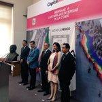 Somos una ciudad amigable con la población #LGBTTTI, la #CDMX se posiciona como referente en derechos y libertades https://t.co/dlvYllEMqY