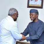 Buhari Is The Kind Of Leader Nigeria Needs At This Time –Osinbajo https://t.co/ShPsNWIghs https://t.co/Xub01lLFAD